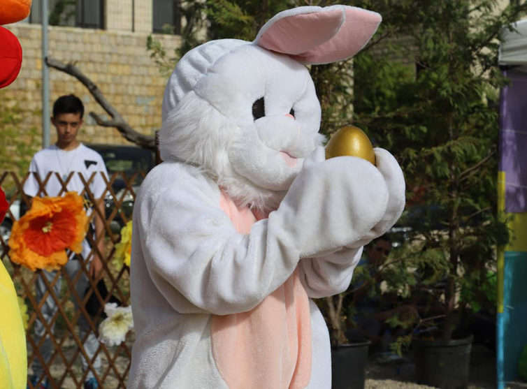 easter egg hunt beitmisk